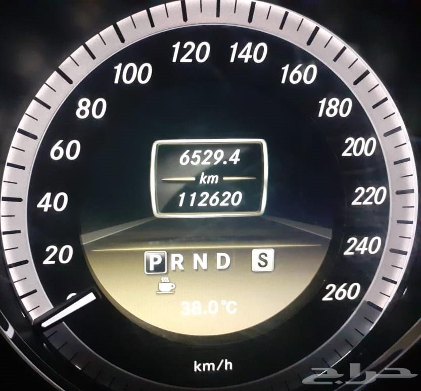 مرسيدس e 350 AMG kit كوبيه 2012 للبيع