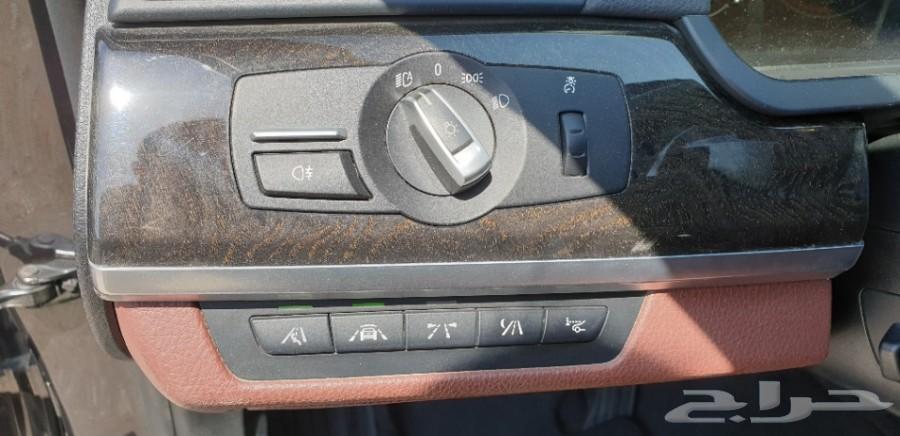 BMW 750iL موديل 2013 خمس أزرار