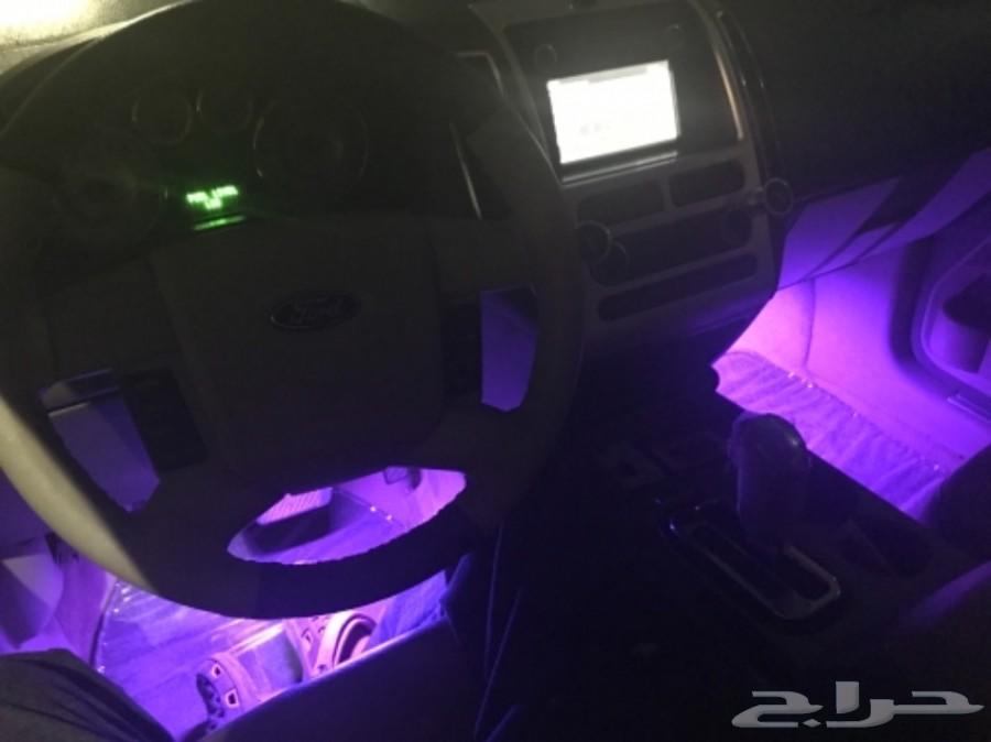 اضاءه ليد السيارات Light Led The Car