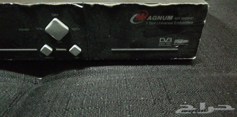 رسيفر ماجنوم Magnum للبيع