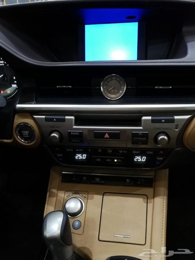 لكزس ES 350  تم البيع تم البيع
