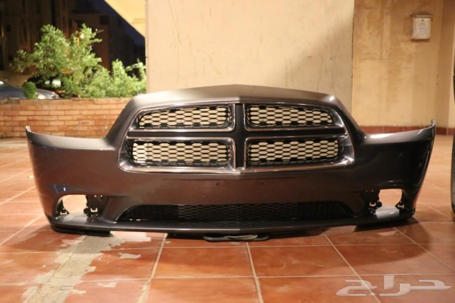 Dodge Charger Bumper and Grill الشبك و صدام