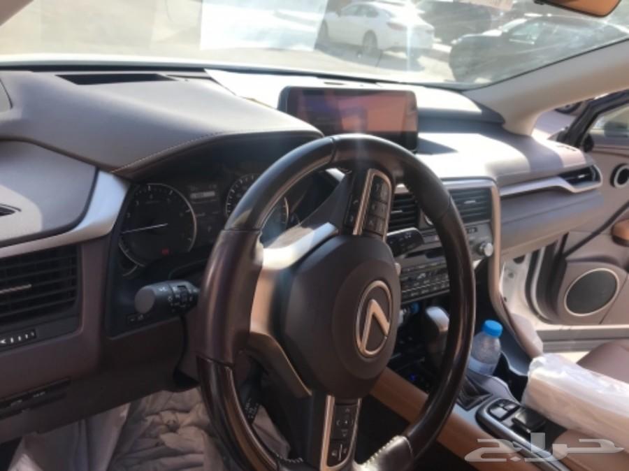 ار اكس لكزس 350 long موديل 2018 للبيع