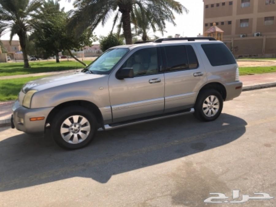 فورد ميركوري مونتنير 2008 سعودي AWD