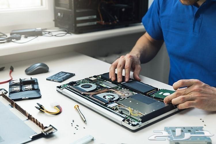 اصلاح جوالات وكمبيوترات