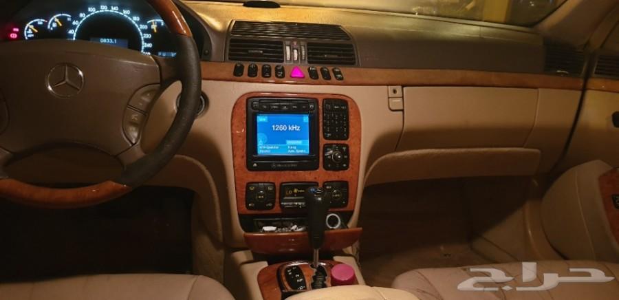 مرسيدس 2000 s320