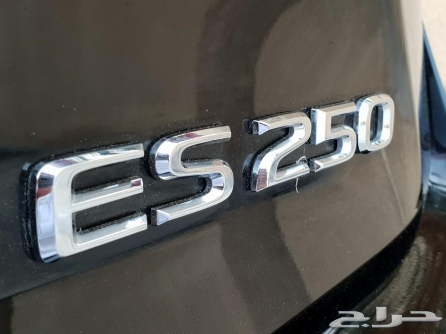 لكزس ES250ماشيه 40 الف (( تم البيع  ))