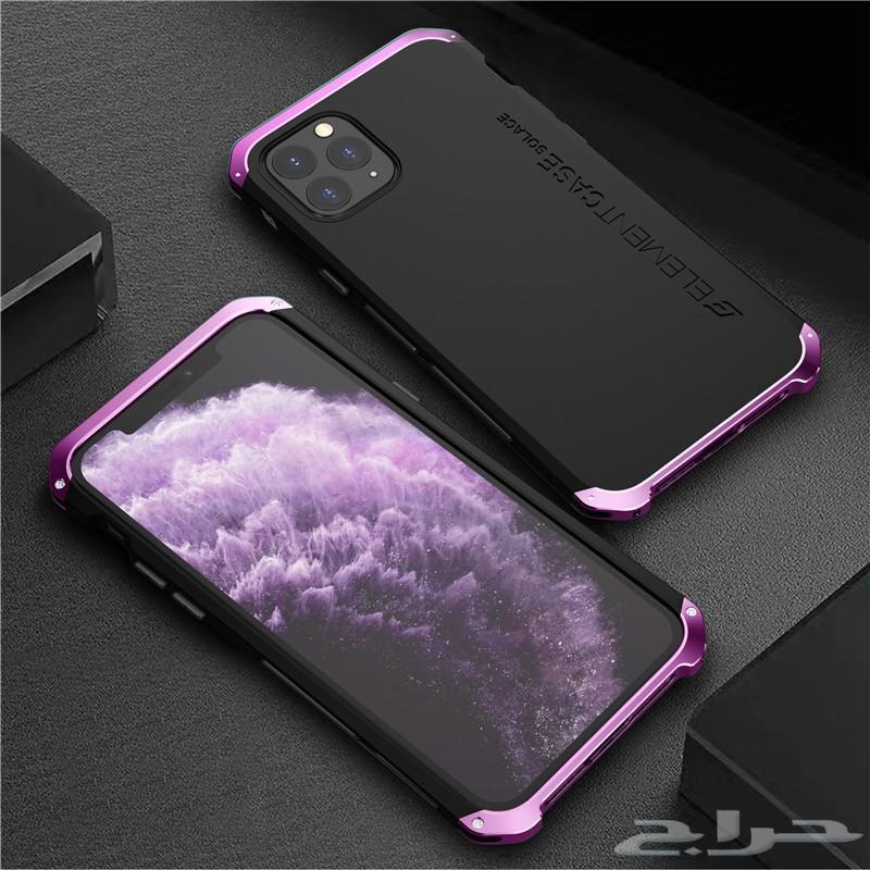 كفرات سبائك الالمنيوم ل iphone 11 pro max