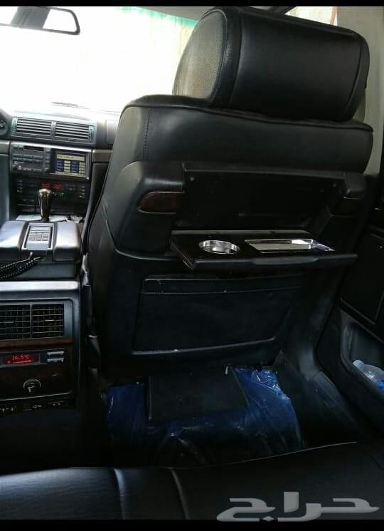 للبيع بي ام دبليو 740 IL موديل 1999