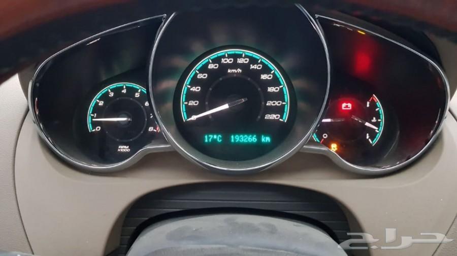 شفرولية ماليبو 2012 ماشية 194 ألف