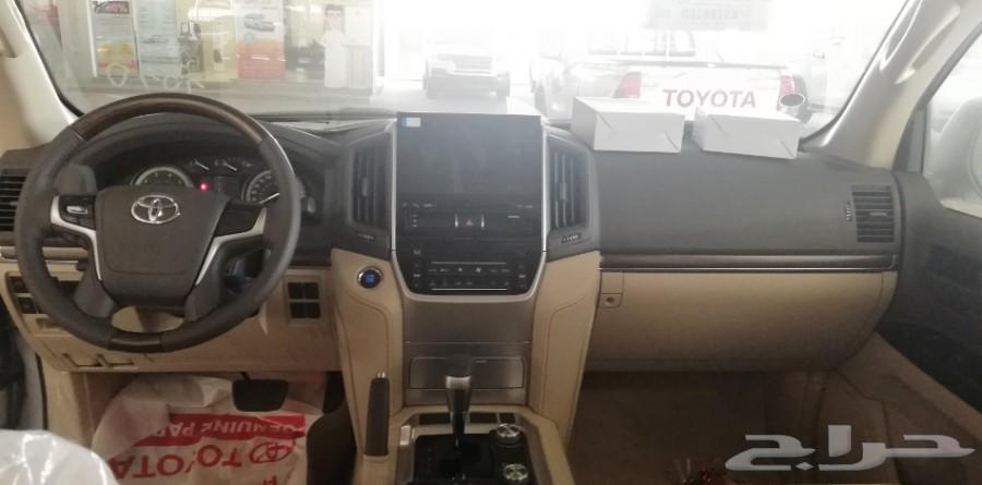 لاندكروزر GXR2 جي اكس ار2 8 سلندر سعودي 2019