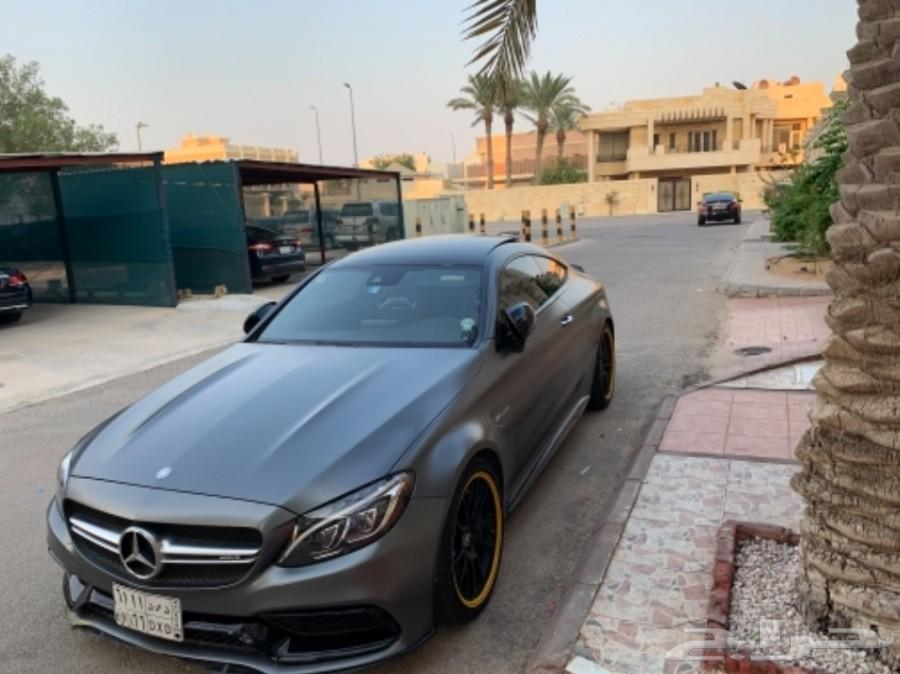 Mercedes C63 S Edition 1 - limited edition