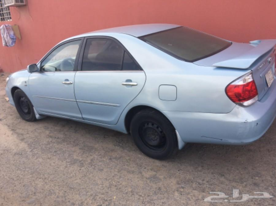 سياره كامري  تم البيع 2005