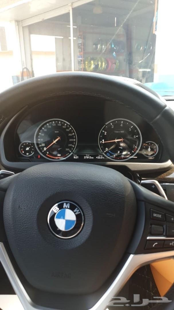BMW x6 2018 للتنازل