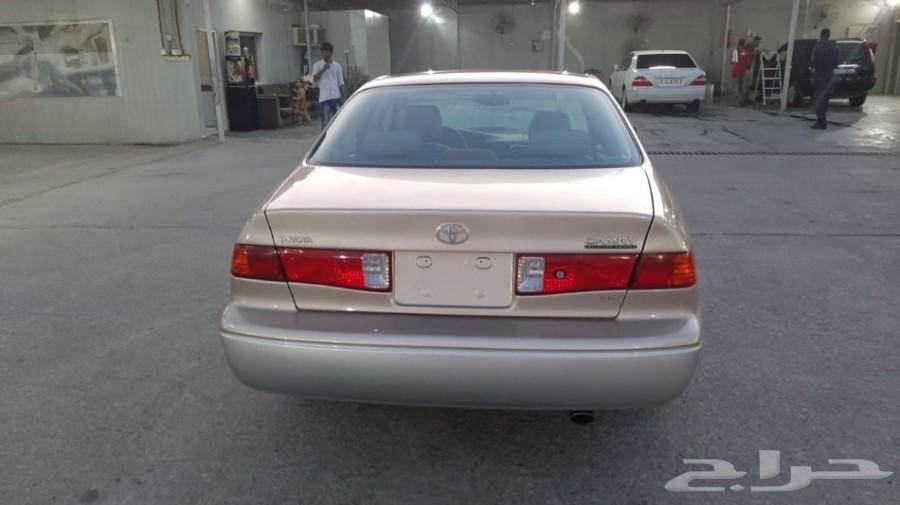 كامري 2001 v6
