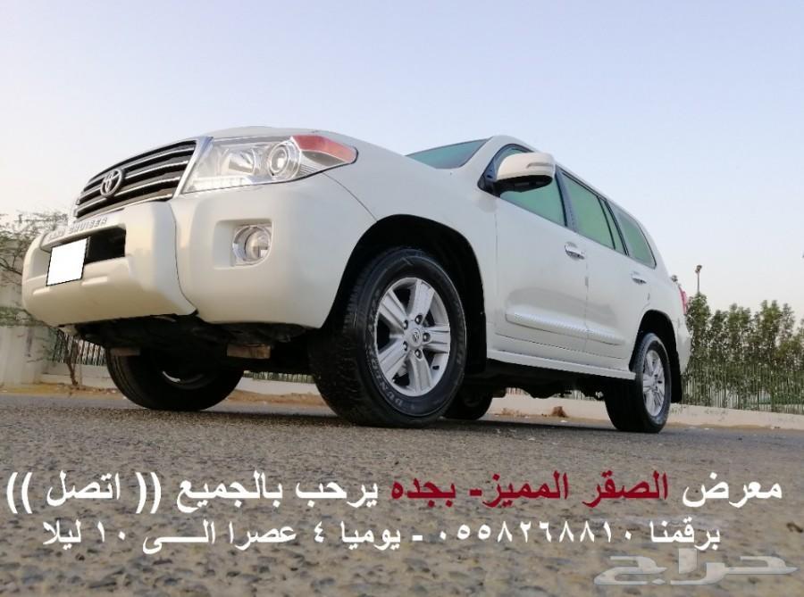 GXR-3 لاندكروزر 2014 - فل كامل - سعودي