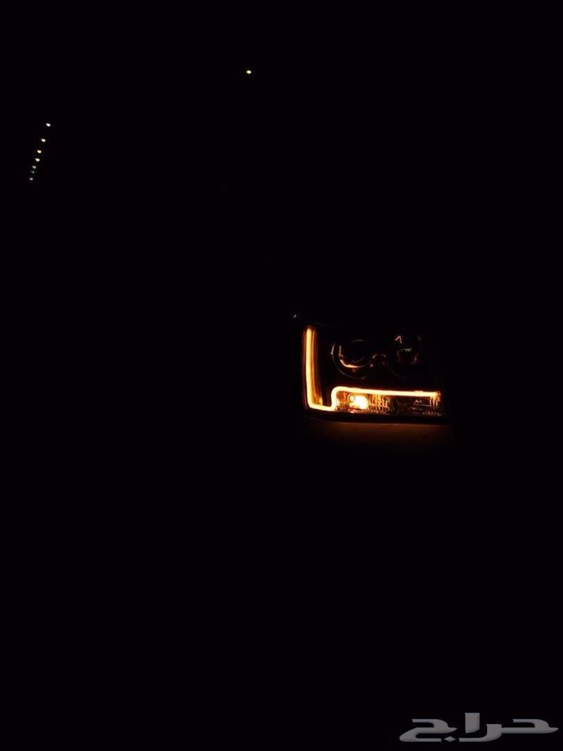 عدسات تاهو - سوبربان - يوكن2007-2014