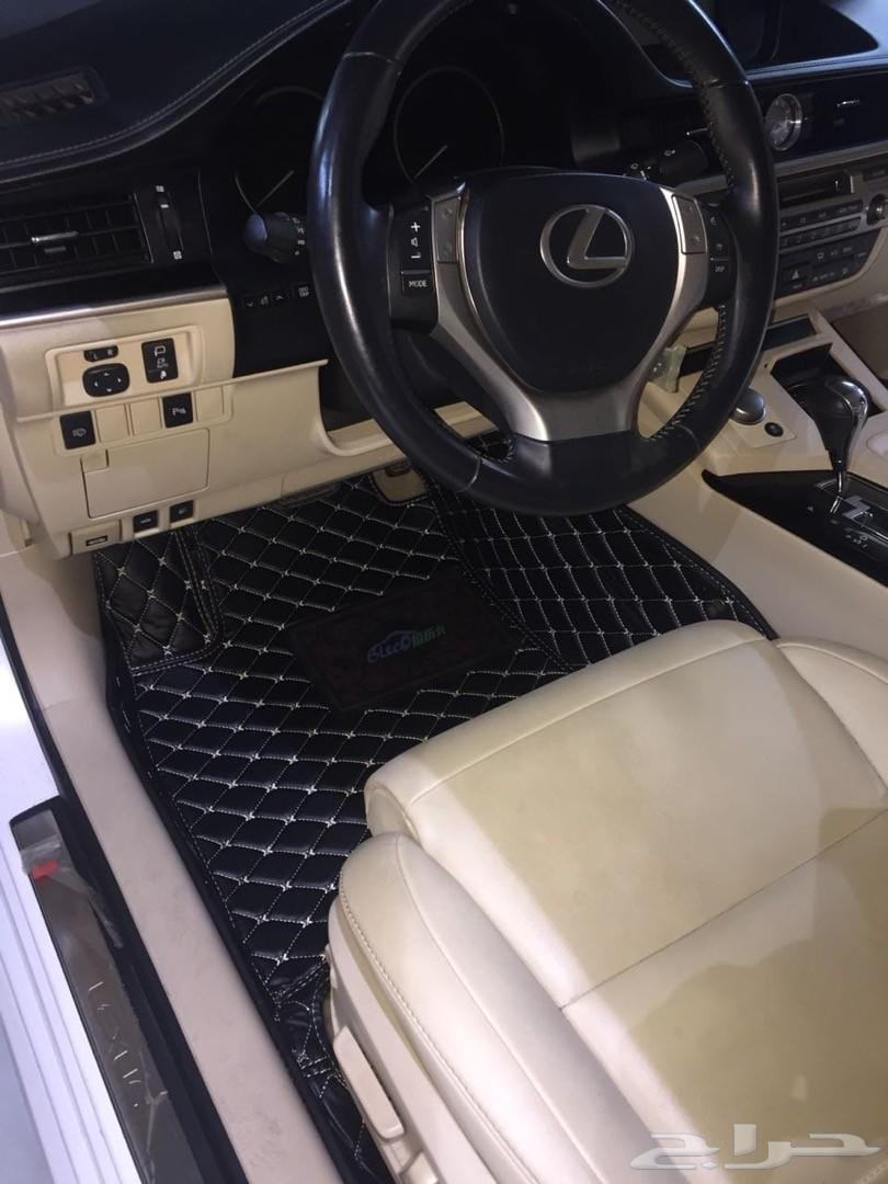 تفصيل دعاسات للسيارات جلد VIP بليكو