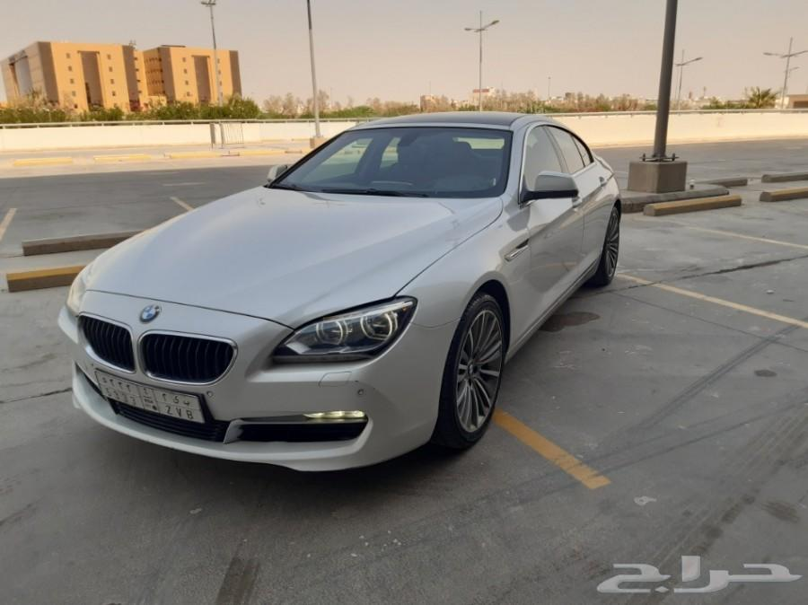 BMW 640i فل نظيف