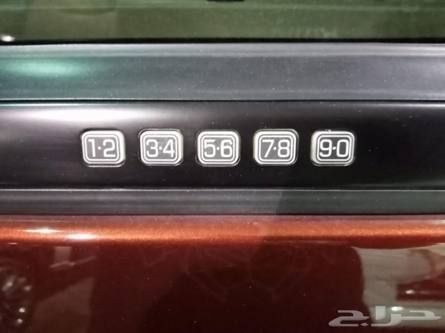 فورد اكسبيديشن 2017 احمر ماشي 15000 كم سما 2