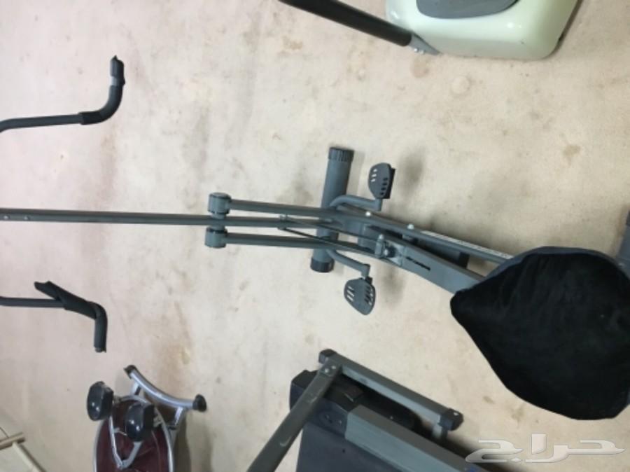 أجهزة رياضية مستعملة للبيع