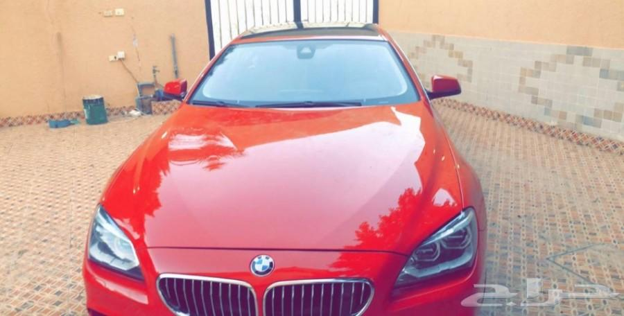 BMW 650i M kit