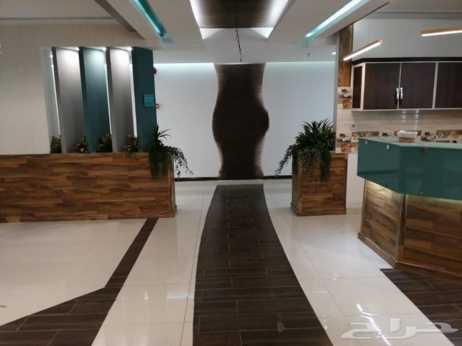 موقع مميز جدا لعيادة - على طريق الأمير سلطان