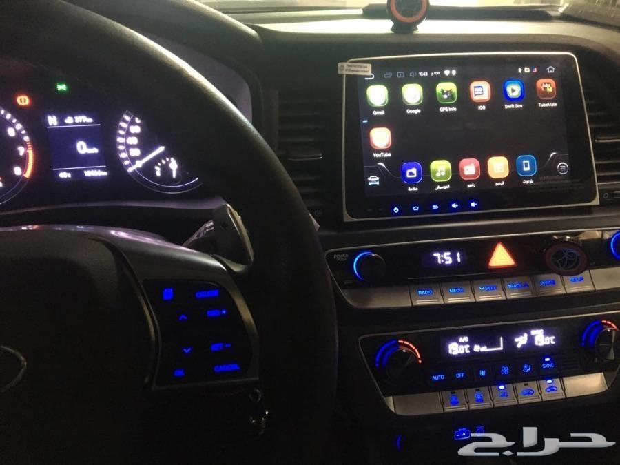شاشات ماركه GL اندرويد لاغلب أنواع السيارات