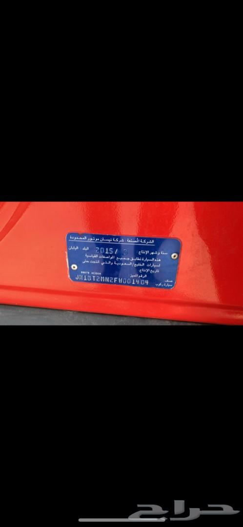 سياره اكس تريل نيسان نظيفه جدااا للبيع