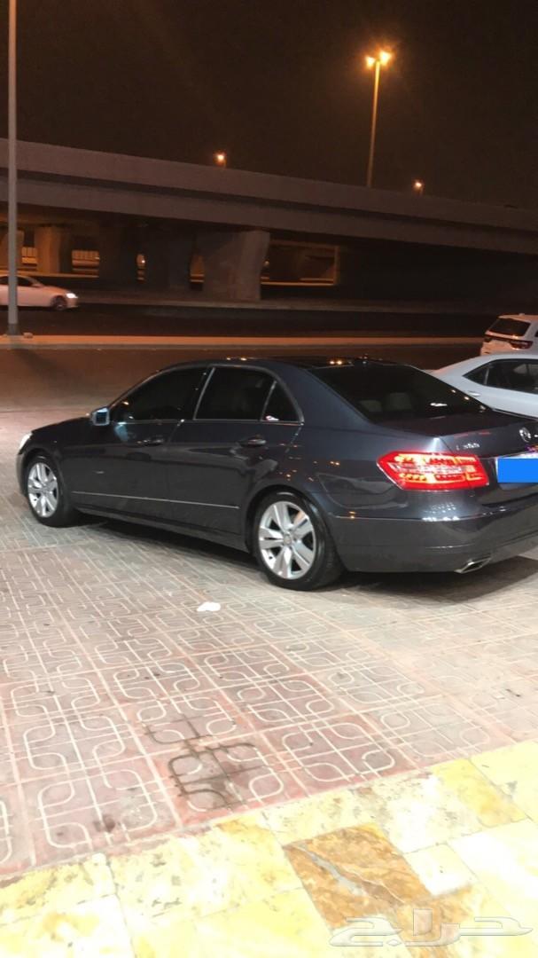 مرسيدس e300 2012ماشي 73000