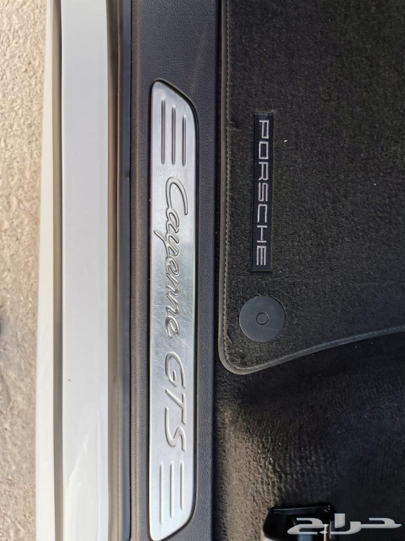 بورش GTS علئ الضمان ماشي 121