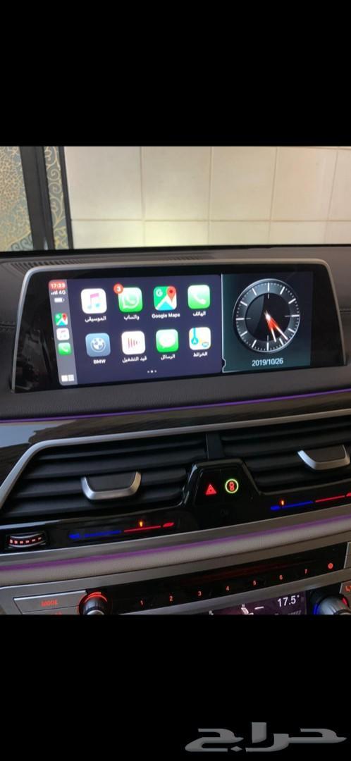 BMW 740Li 2016  للبيع سيارة بي ام دبليو شبه ج