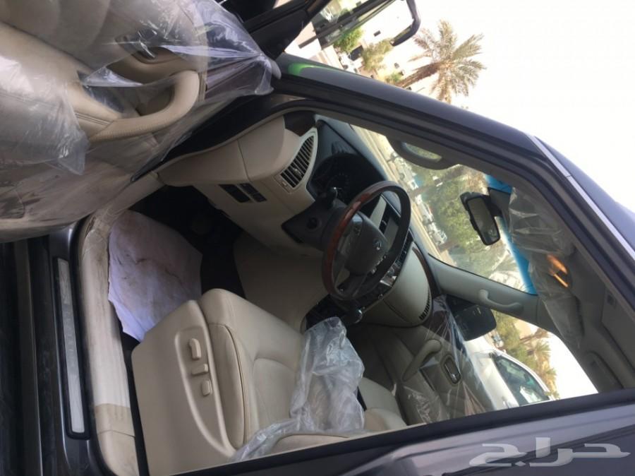 انفنتي كيو اكس 80 موديل 2017 لدى فرع شركه عبد المجيد الخضر الرياض الشفاء