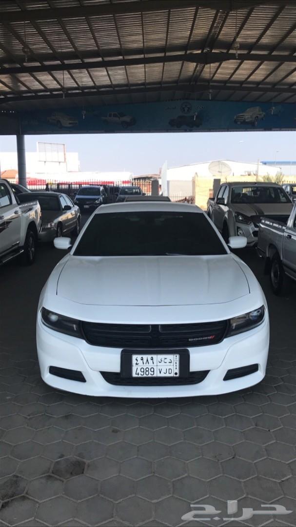 دوج تشارجر 2017 فئة SXT-A (تم البيع)