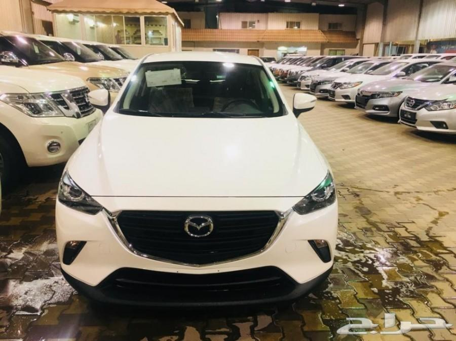 مازدا CX 3 سعوى 2019 اصفار