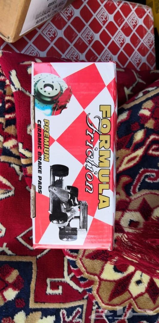 فحمات سيراميك فورمولا جيب لكزس Formula LX570