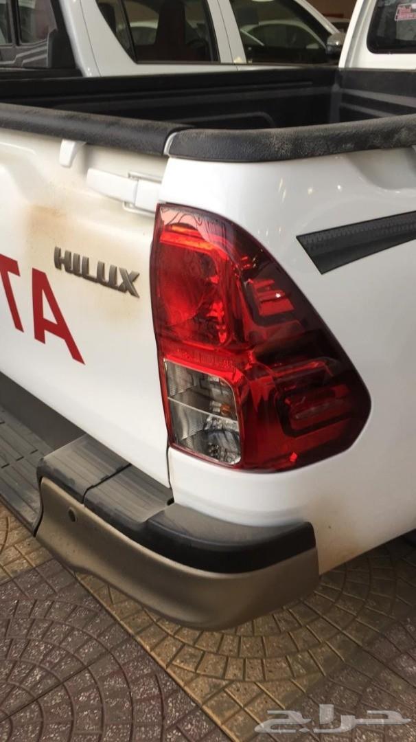 تويوتا - هايلوكس غماره 2020 بنزين