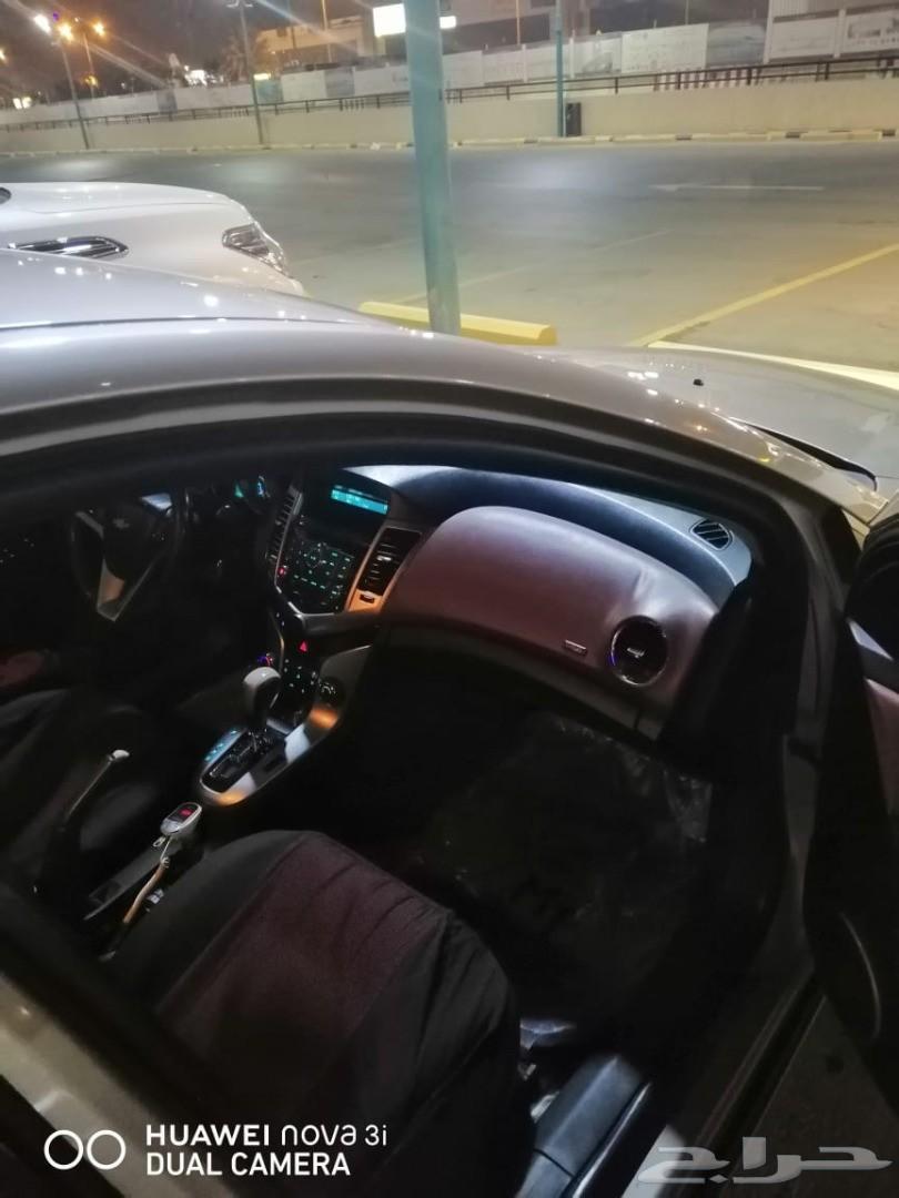 سيارة شفروليه كروز كوري السعر 13 ريال