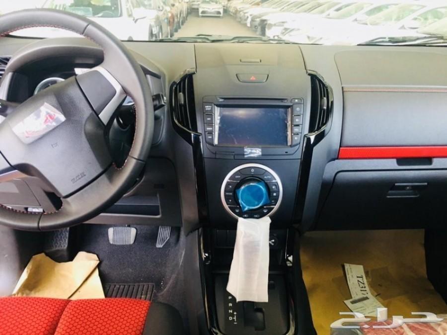 ايسوزو ديماكس 2019 GT ديزل سعودى فل كامل
