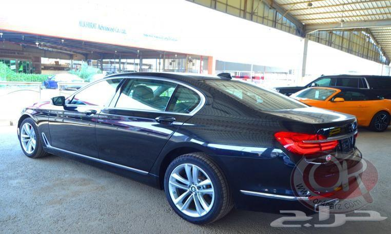 2017 750i BMW