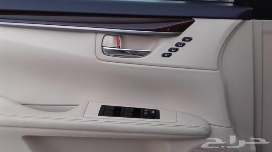 تم البيع  لكزس 2014 350 ES نظيف جدا