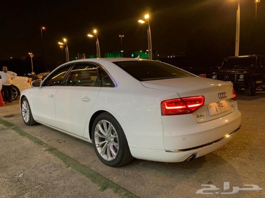 اودي A8L - 2012