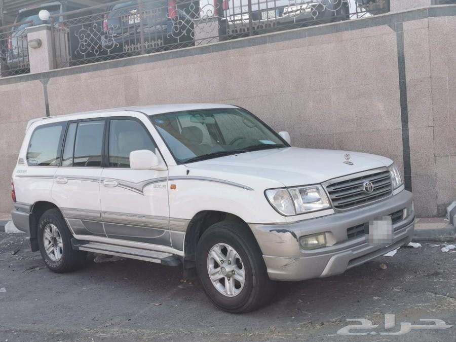 صالون لاندكروز 2005 للبيع