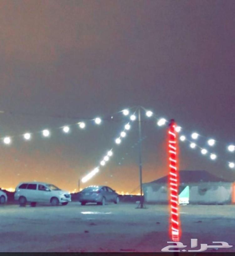 مخيم مبني للبيع بحفرالباطن