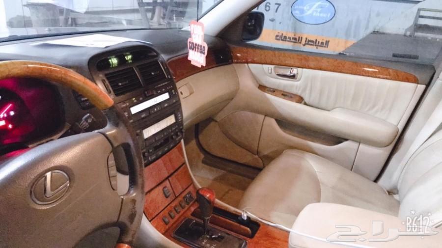 للبيع لكزس 2003 سعودي فل الترا