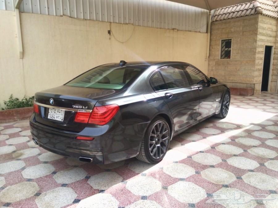 للبيع  750 2011 BMW