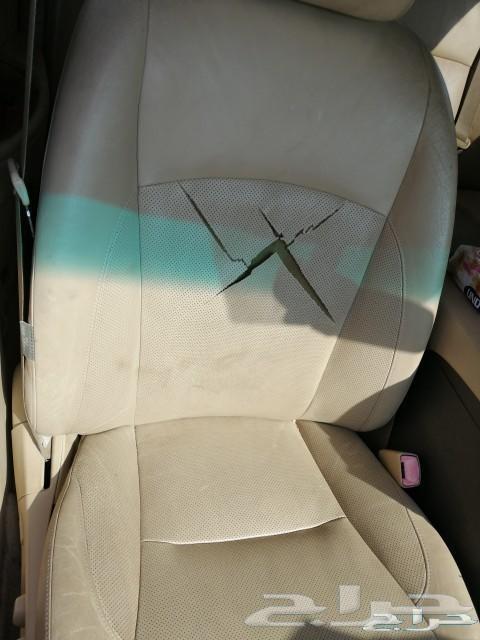 مقاعد لكزس ES350