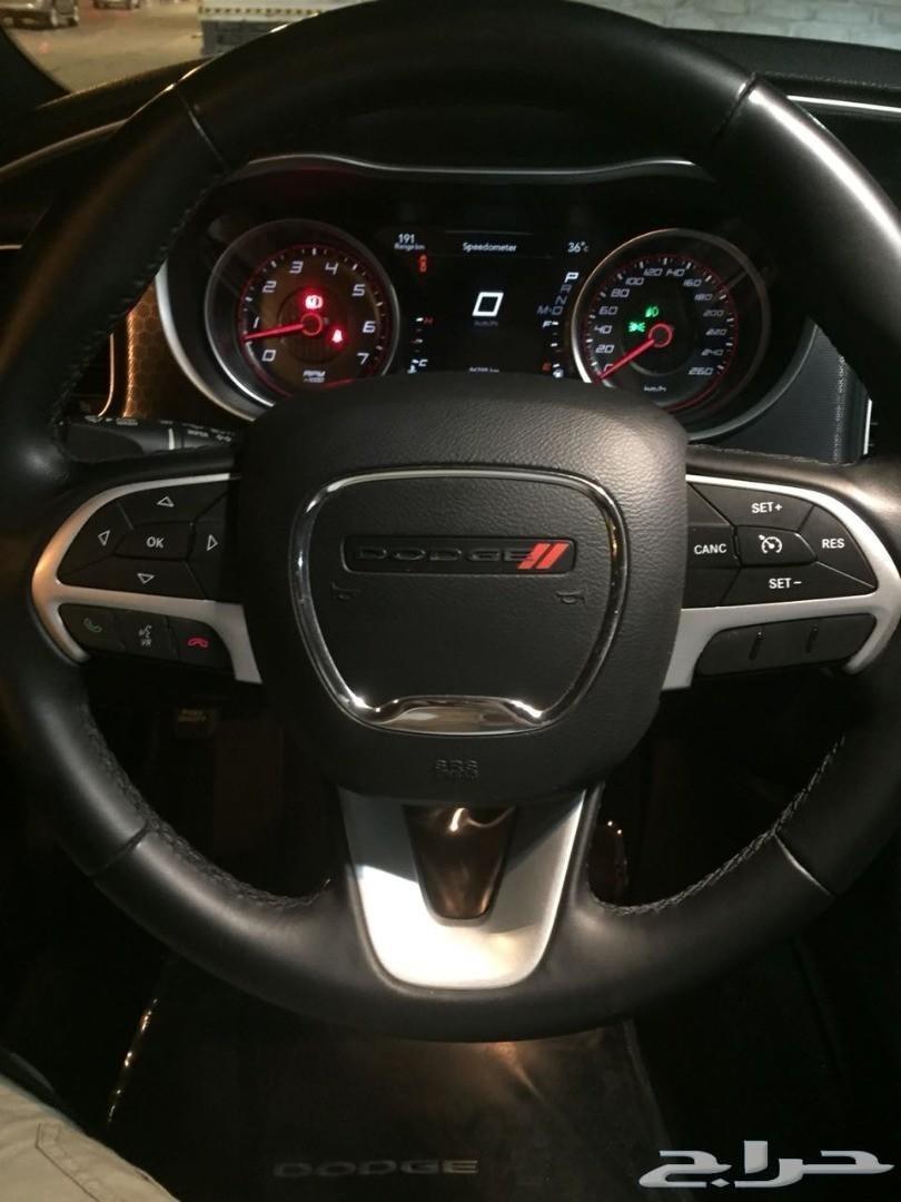 دودج تشارجر 2017  V6 للتنازل