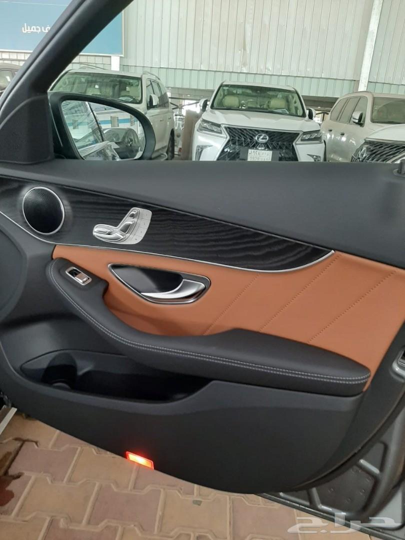 مرسيدس C200 AMG فل كامل خليجي 2020