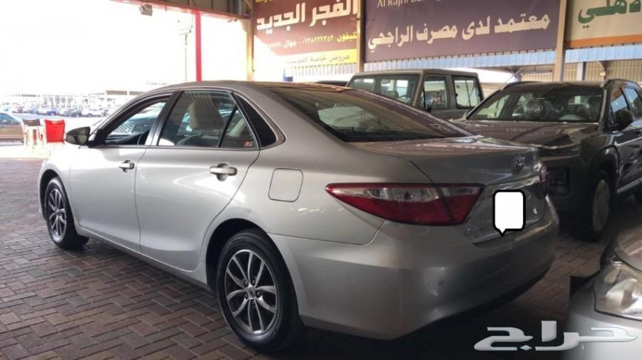 تويوتا كامري 2016 GL سعودي